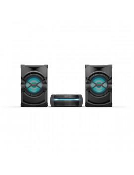 Sony SHAKEX30PN fekete Mini HiFi DVD lejátszóval