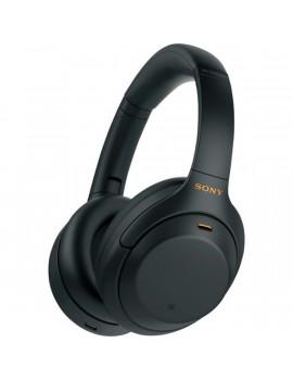 Sony WH1000X M4 Hi-Res Bluetooth/aptX fekete mikrofonos fejhallgató