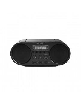 Sony ZSPS50B fekete hordozható CD-s rádió