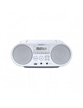Sony ZSPS50W fehér hordozható CD-s rádió