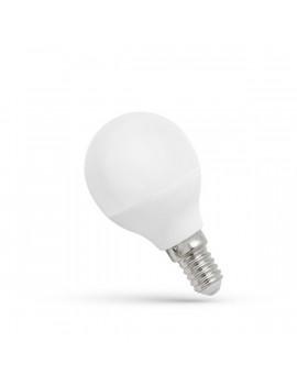 SpectrumLED 6W/490Lm/4000K/IP20/E14 LED kisgömb led fényforrás