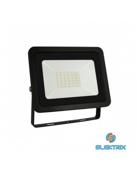 SpectrumLED Noctis Lux 2 1700Lm/3000K/IP65/20W/fekete LED reflektor