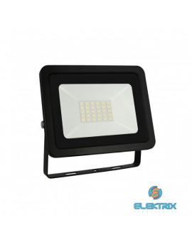 SpectrumLED Noctis Lux 2 1750Lm/4000K/IP65/20W/fekete LED reflektor