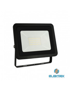 SpectrumLED Noctis Lux 2 2600Lm/3000K/IP65/30W/fekete LED reflektor