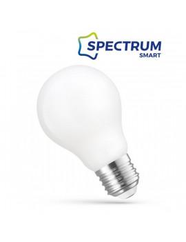 SpectrumLED Smart COG/5W/560Lm/CCT+DIM/IP20/E27 WiFi LED körte led fényforrás