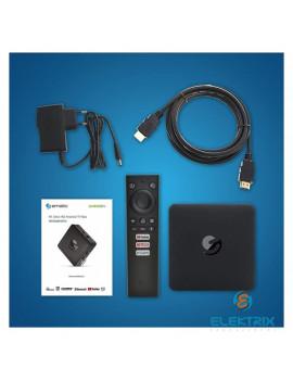 Strong SRT 202 EMATIC 4K Ultra HD Android TV médialejátszó