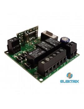 TECNO TRX3 24V/3 csatornás/fix kódos/vevő