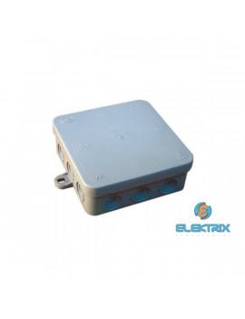 Tracon PD100x100 5db/csomag falon kívüli rugalmas kötődoboz