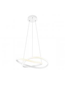 TRIO R32051131 Course fehér fényerőszabályozós LED mennyezeti lámpa
