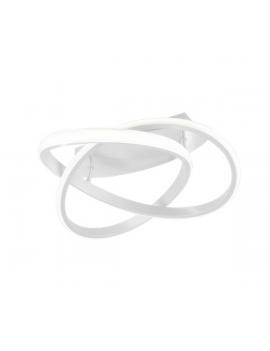 TRIO R62051131 Course fehér fényerőszabályozós LED mennyezeti lámpa