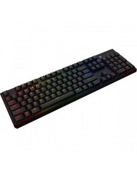 Tesoro GRAM Spectrum RED switch fekete mechanikus billentyűzet
