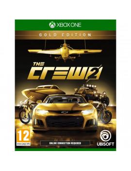 The Crew 2 Gold Edition Xbox One játékszoftver