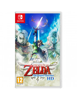 The Legend of Zelda: Skyward Sword HD Nintendo Switch játékszoftver