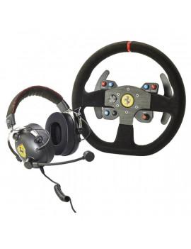 Thrustmaster Ferrari Race KIT with Alcantara kormány + headset