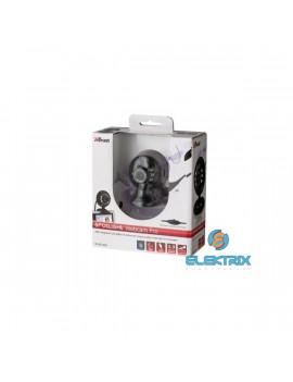 Trust SpotLight Pro 1280x1024 mikrofonos fekete webkamera