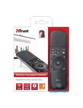 Trust Touchpad wless laser presenter
