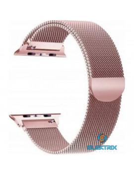 USAMS ZB73IW4 40mm rose gold Apple Watch szíj és tok