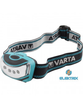 Varta 16630101421 4x LED Outdoor Sports fejlámpa