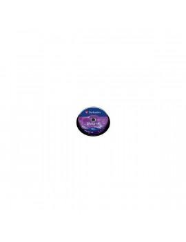 VERBATIM DVDV+16B10  DVD+R cake box DVD lemez 10db/csomag