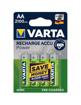 Varta 56706101404 Ready2Use AA (HR6) 2100mAh akku 4db/bliszter