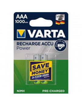Varta 5703301402 Ready2Use AAA (HR03) 1000mAh akku 2db/bliszter