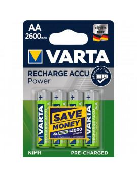 Varta 5716101404 Ready2Use AA (HR6) 2600mAh akku 4db/bliszter