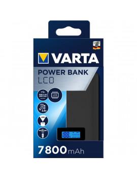 Varta 57970101111 7800mAh LCD power bank