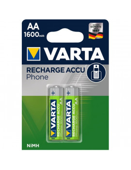 Varta 58399201402 Phone AA 1600mAh ceruza akkumulátor 2db/bliszter