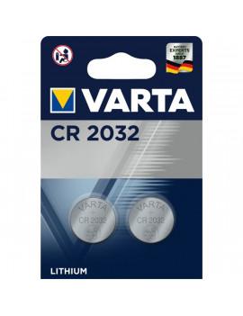 Varta 6032101402 CR2032 lítium gombelem 2db/bliszter
