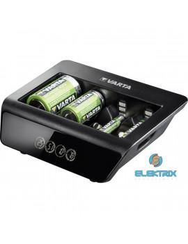 Varta 57688101401 LCD Universal Charger akku töltő