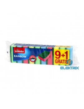 Vileda Rainbow mosogatószivacs 9+1 db-os