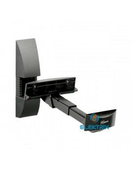 Vogels VLB200 fekete fali hangfaltartó pár