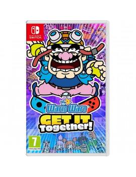 WarioWare: Get It Together! Nintendo Switch játékszoftver