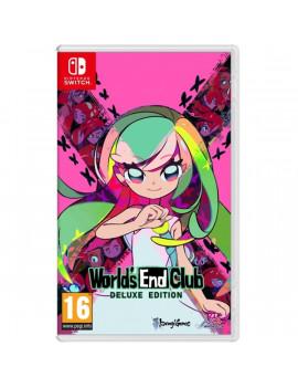World`s End Club - Deluxe Edition Nintendo Switch játékszoftver