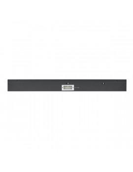 ZyXEL MGS-3712F 8port GbE LAN 4port GbE Uplink L2 menedzselhető switch