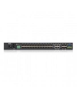 ZyXEL MGS3520-28F 24port GbE SFP L2 menedzselhető switch