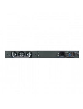 ZyXEL XGS3700-24 24port GbE LAN 4port 10GbE SFP+ L2+ L3 menedzselhető, stackelhető switch