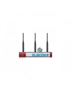ZyXEL Zywall ATP100W 4xGbE LAN/DMZ 1xWAN 1xSFP 1xUSB port 802.11ac Wireless Tűzfal