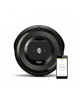 iRobot Roomba e5158 fekete robotporszívó